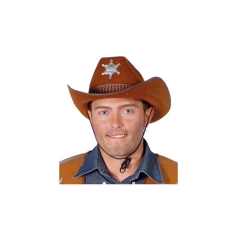 Sombrero de Vaquero con Estrella 4495af8ee4b