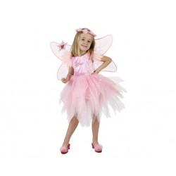 Disfraz de Hada Rosa niña 5-6 años