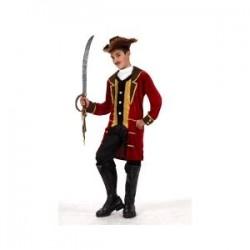 Disfraz de Capitan Pirata...