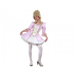 Disfraz de Lady Versalles...