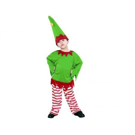 Disfraz de Gnomo 3-4 años