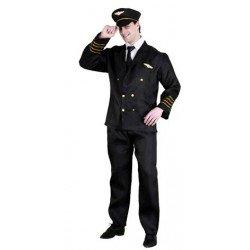 Disfraz de Capitan de Vuelo...