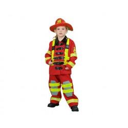 Disfraz de Bombero para niños