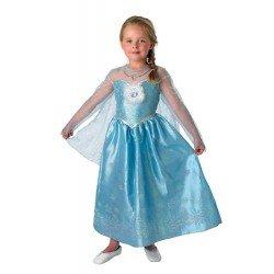 Disfraz de Frozen Elsa...