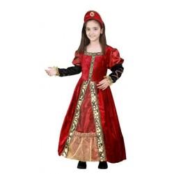 Disfraz de Princesa Roja...