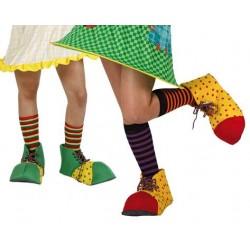 Zapatos Payaso Infantil 25 CM.