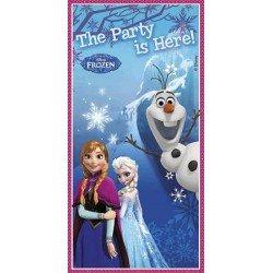 Poster Puerta Frozen