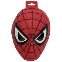 Máscara de Spiderman PVC...