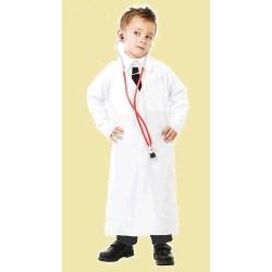 DISFRAZ DOCTOR 5-6 AÑOS