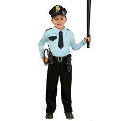 Disfraz de Policia para...