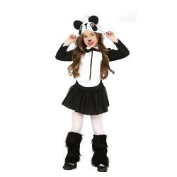 Disfraz de Osa Panda para niña 5-6