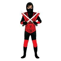 Disfraz de Ninja para niño de 10-12 años