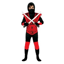 Disfraz de Ninja para niño...