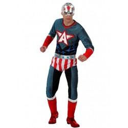 DISFRAZ SUPER HEROE XL