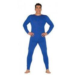 Maillot Color Azul Para Hombre