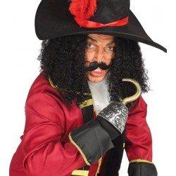 Garfio Pirata con Calaveras