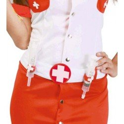 Cinturón de Enfermera con 2...