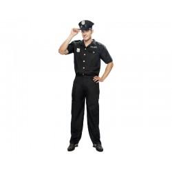 DISFRAZ POLICIA XL