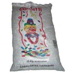 Confeti Saco de 10 Kg....