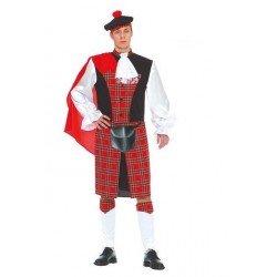 Disfraz de Escoces Lujo...