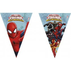 BANDERIN SPIDERMAN 2,30 MTS.