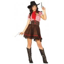 Disfraz de Vaquera Cowgirl...