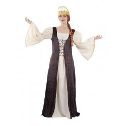 Disfraz de Reina de Castilla