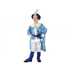 Disfraz de Principe Azul...