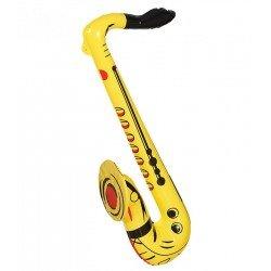 Saxofón Hinchable 70 cm.