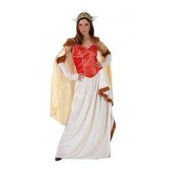 Disfraz de Princesa Vikinga...