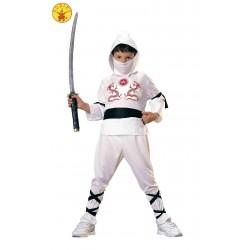Disfraz de Ninja Blanco...