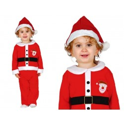 Disfraz de Papa Noel bebé...