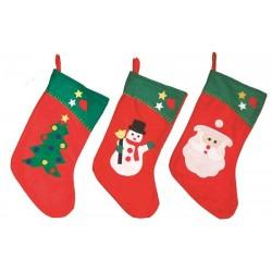 Bota de Navidad 42 cm.