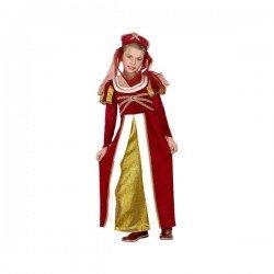 Disfraz de Princesa Real