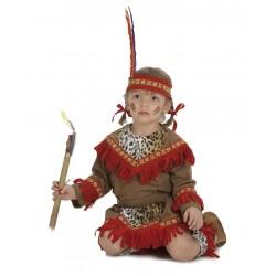 Disfraz India Bebe 2-3 Años