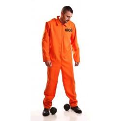 Disfraz de Preso Guantánamo Adulto