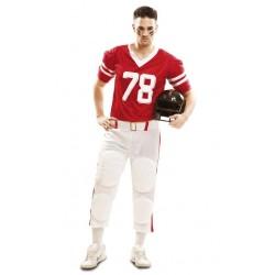 Disfraz de Jugador De Rugby XL