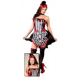Disfraz de Burlesque Adulto