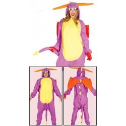 Disfraz Dragón para adulto