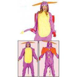 Disfraz de Dragón para adulto