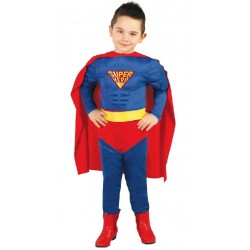 Disfraz de Super Heroe...