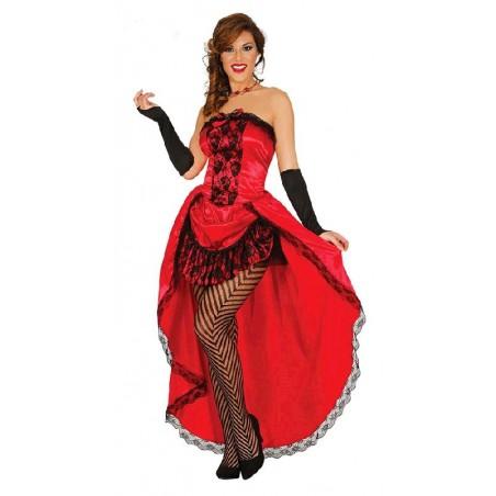 Disfraz de Burlesque para mujer