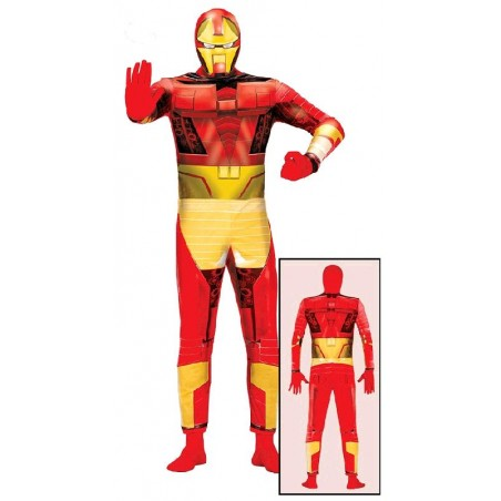 Disfraz Superheroe Biónico