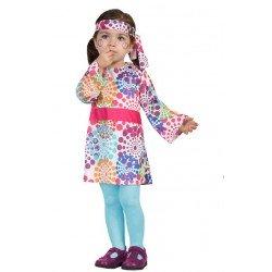 Disfraz de Hippie para bebés