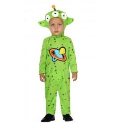 Disfraz de Alien para niños...