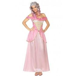 Disfraz de Princesa para mujer T-XL