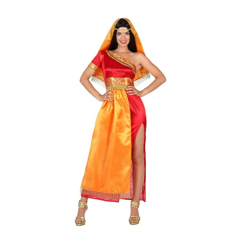 Disfraz de Hindú mujer XL