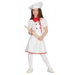 Disfraz de Cocinera niña...