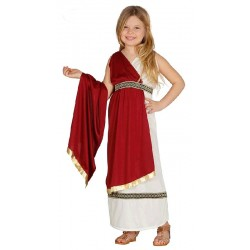Disfraz de Romana niña...