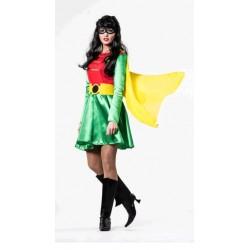 Disfraz de Super Robina mujer